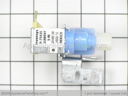 Frigidaire Water Valve 218859701 from AppliancePartsPros.com