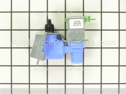Frigidaire Valve-Water 242252603 from AppliancePartsPros.com