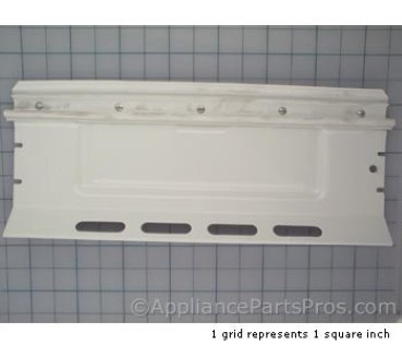 Frigidaire Vent Panel 5300808370 from AppliancePartsPros.com