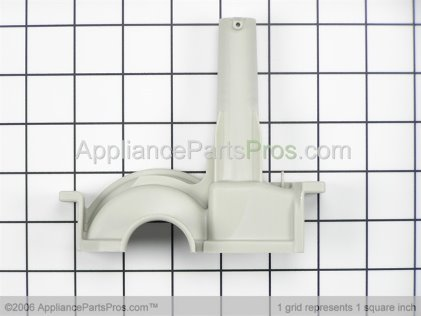 Frigidaire Volute Cover 154245501 from AppliancePartsPros.com