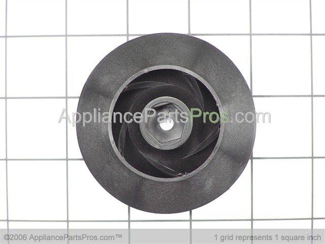 Frigidaire 5300809918 Wash Impeller Appliancepartspros Com