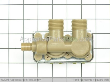 Frigidaire Water Inlet Valve Assembly 134190200 from AppliancePartsPros.com