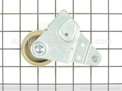 Frigidaire Wheel &amp; Bracket Ass 318302400 from AppliancePartsPros.com