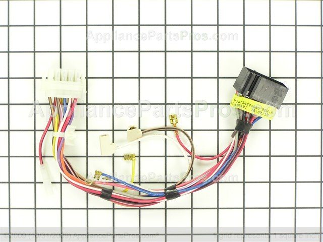 frigidaire wiring harness 134542500 ap3869081_01_l frigidaire 134542500 wiring harness appliancepartspros com kenmore electric range wiring harness at fashall.co