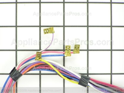Frigidaire Wiring Harness 137061000 from AppliancePartsPros.com