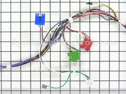 Frigidaire Wiring Harness 137104600 from AppliancePartsPros.com
