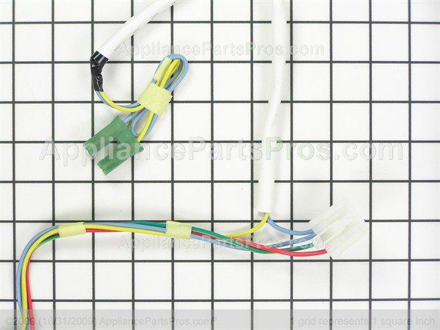frigidaire 241872701 wiring harness appliancepartspros