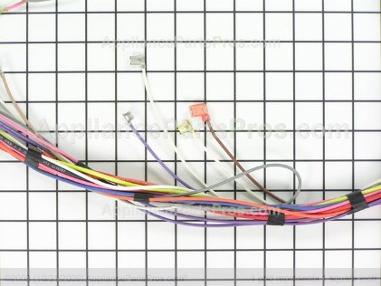 Frigidaire Wiring Harness 316506217 from AppliancePartsPros.com