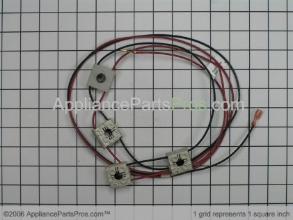 Frigidaire Wiring Harness,w/igntr Switch 316219004 from AppliancePartsPros.com