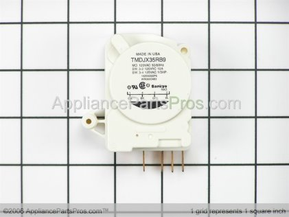 GE 10HR/35MIN Timer Defrost WR9X483 from AppliancePartsPros.com