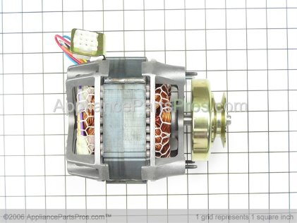 GE 2 Spd Clutchless Motor WH20X10019 from AppliancePartsPros.com