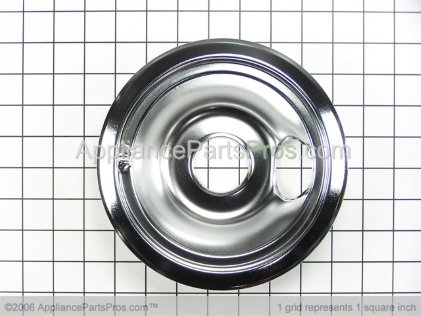 GE 6 Inch Burner Bowl WB31T10010 from AppliancePartsPros.com