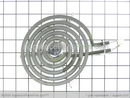 GE 6 Inch Small Surface Element WB30M1 from AppliancePartsPros.com