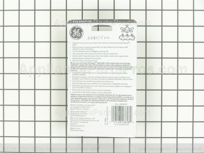 GE 60A15 Reveal 2 Pack 60A15RVL from AppliancePartsPros.com