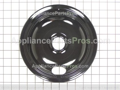 "GE 8"" Burner Bowl WB32K5042 from AppliancePartsPros.com"