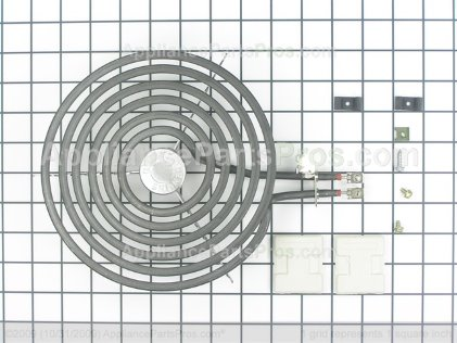 GE 8 Inch Large Surface Element WB30X348 from AppliancePartsPros.com