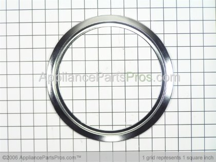 GE 8 Inch Trim Ring WB31X5014 from AppliancePartsPros.com