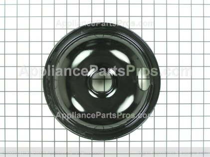 "GE 8"" Porc. Pan PM32X143 from AppliancePartsPros.com"