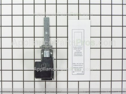 GE Actuator Switch WC02X10027 from AppliancePartsPros.com