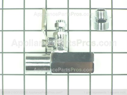 GE Adapter Kit-Feed Wa WS18X10009 from AppliancePartsPros.com
