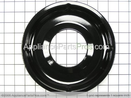 GE Aeration Pan-Black WB31K5039 from AppliancePartsPros.com