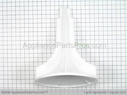 GE Agitator WH43X119 from AppliancePartsPros.com