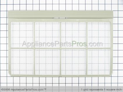 GE Air Filter WJ85X10010 from AppliancePartsPros.com