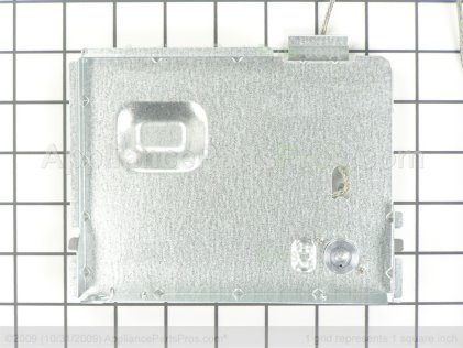 GE Air Guide Outlet Assy WB06X10499 from AppliancePartsPros.com