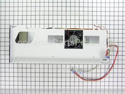 GE Air Handler Asm Qc WR31X10017 from AppliancePartsPros.com