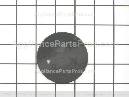 GE Asm Burner Cap (5000) WB29K10022 from AppliancePartsPros.com