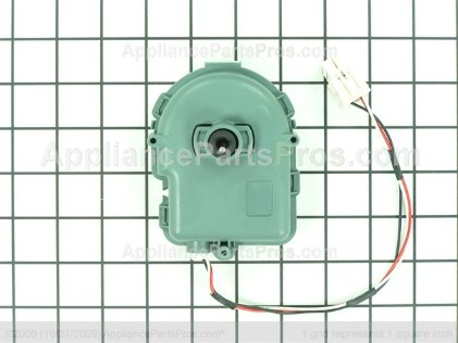 GE Asm Motor Fre WR60X10254 from AppliancePartsPros.com