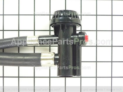 GE Assembly-Hose Water WH41X10047 from AppliancePartsPros.com