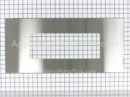 GE Outer Door Panel WB36X10123 from AppliancePartsPros.com
