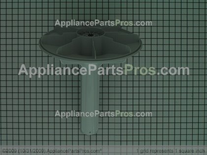 GE Assembly-Pulsator WH43X10019 from AppliancePartsPros.com