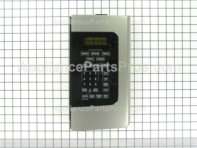 Ge Wb56x10819 Assy Control Panel Appliancepartspros Com