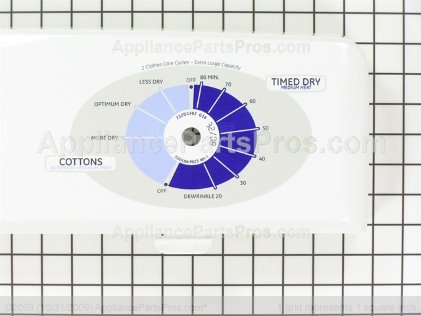 GE Back. Asm WE19M1500 from AppliancePartsPros.com