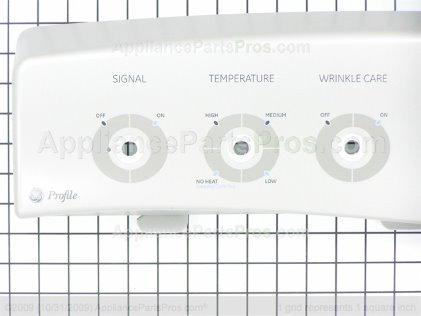 GE Backsplash Asm WE19M1505 from AppliancePartsPros.com