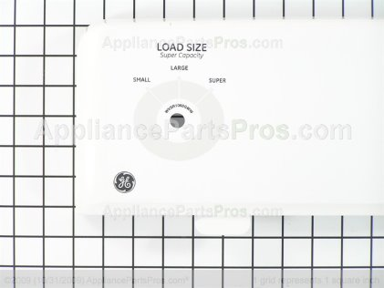 GE Backsplash Asm WH42X10645 from AppliancePartsPros.com