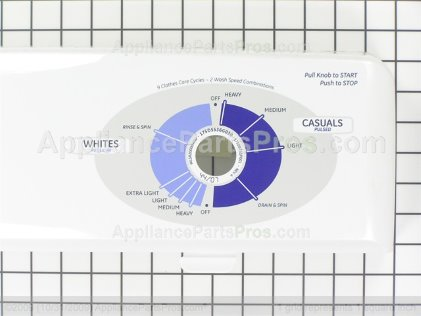 GE Backsplash Asm WH42X10697 from AppliancePartsPros.com