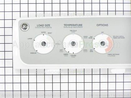 GE Backsplash Asm WH42X10764 from AppliancePartsPros.com