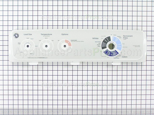 Ge Wh42x10946 Backsplash Asm Appliancepartspros Com