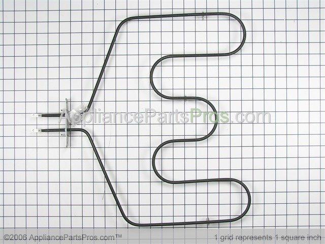 ge wb44x10013 bake element appliancepartspros com G E Jbp75wy1 Wiring Diagram ge bake element wb44x10013 from appliancepartspros com