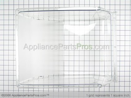 GE Basket Clear WR21X190 from AppliancePartsPros.com