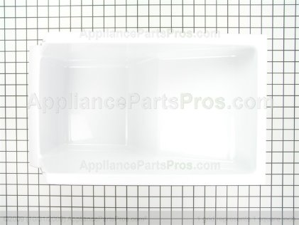 GE Basket Slideout Fz White WR21X10015 from AppliancePartsPros.com