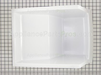 GE Basket Slideout Fz White WR21X10016 from AppliancePartsPros.com
