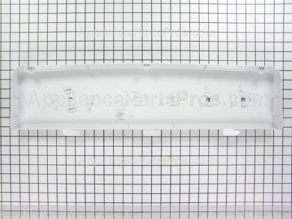 GE Bkspl. Asm. & Graph. Wh WE19M1671 from AppliancePartsPros.com