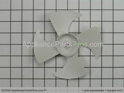 GE Blade Condenser Fan Assembly WR60X10030 from AppliancePartsPros.com