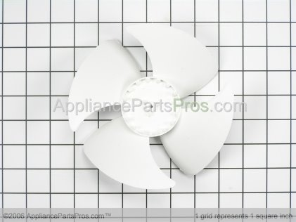 GE Blade Conf Fan Asm WR60X10206 from AppliancePartsPros.com