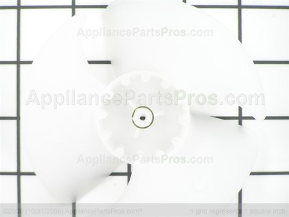 GE Blade Evap Fan Asm WR2M3557 from AppliancePartsPros.com