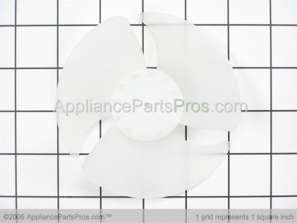 GE Blade Evap Fan Asm WR60X10205 from AppliancePartsPros.com